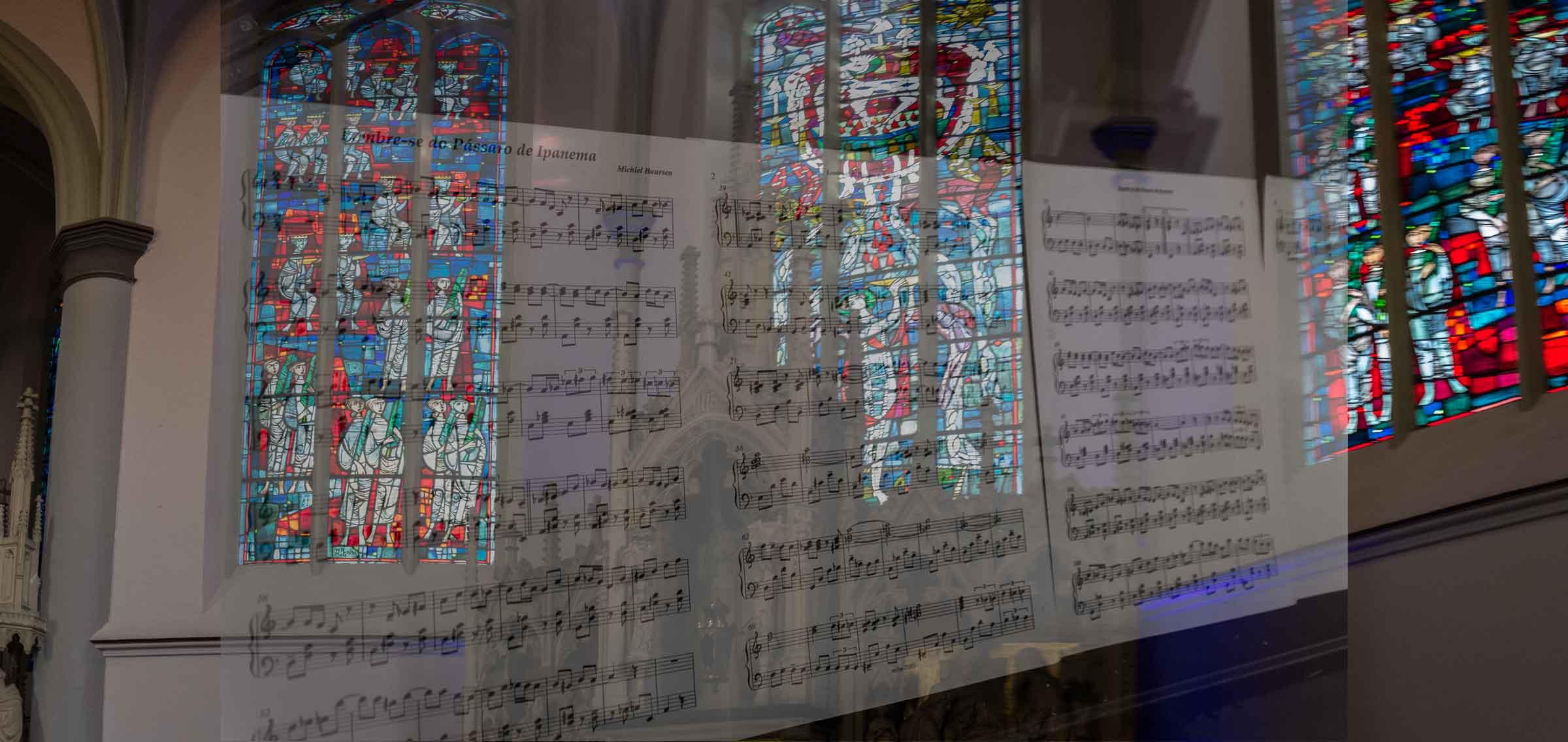 Waarom van bladmuziek spelen voor mij improviseren werd.